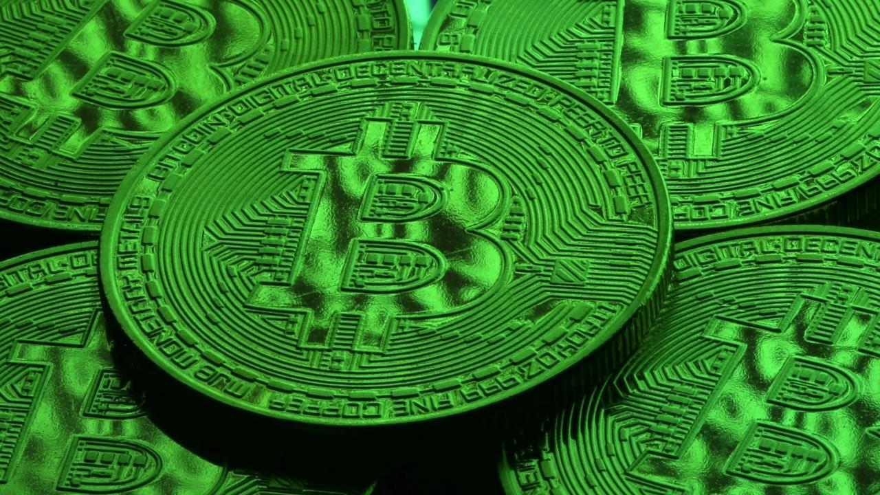 Bitcoins Surge 21 Percent
