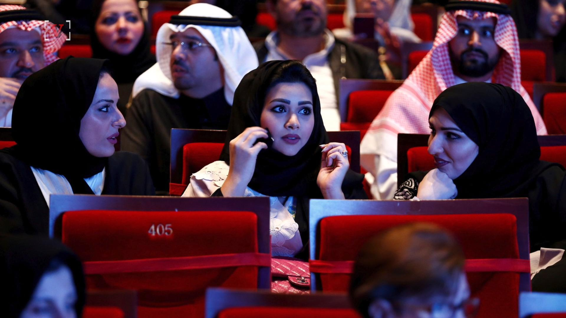 Saudi Arabia Lifts 35-Year-Long Ban on Movie Theaters