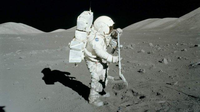 It's Been 45 Years Since Humans Last Walked on the Moon