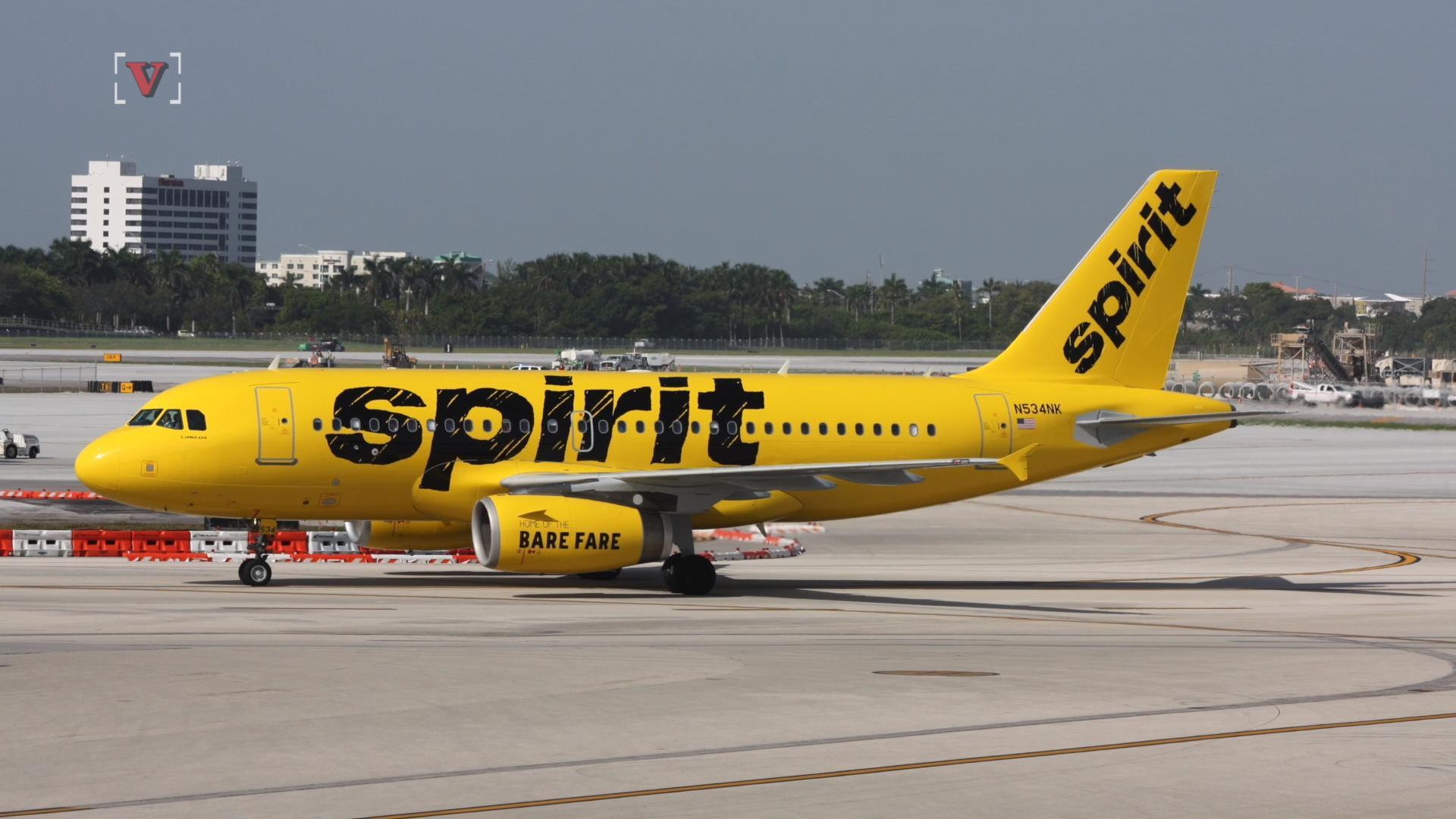 Mother and Her 2-Year-Old Kicked Off Spirit Airlines Flight