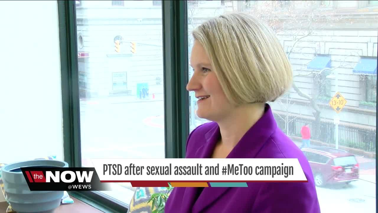 Survivor talks about PTSD, after sexual assault and #MeToo Campaign