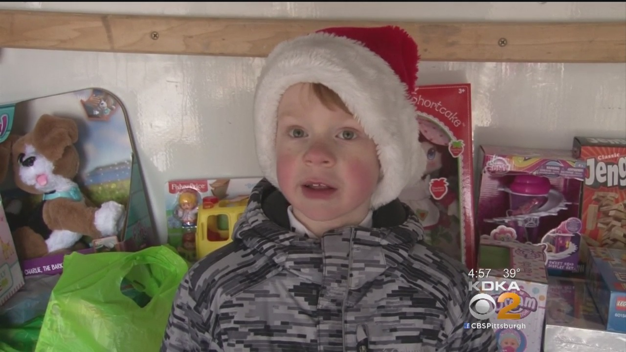 Washington Co. 9-Year-Old Holds Toy Drive To Help Those Less Fortunate