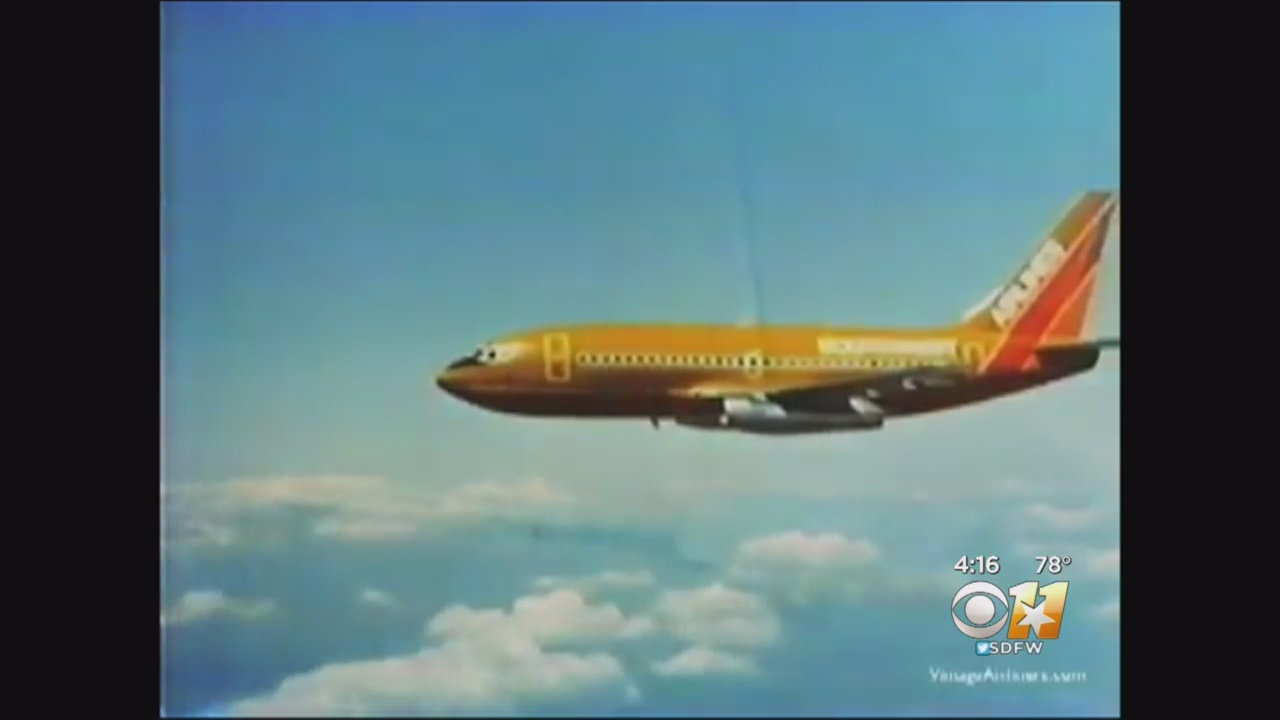 DFW Moments: Southwest Airlines