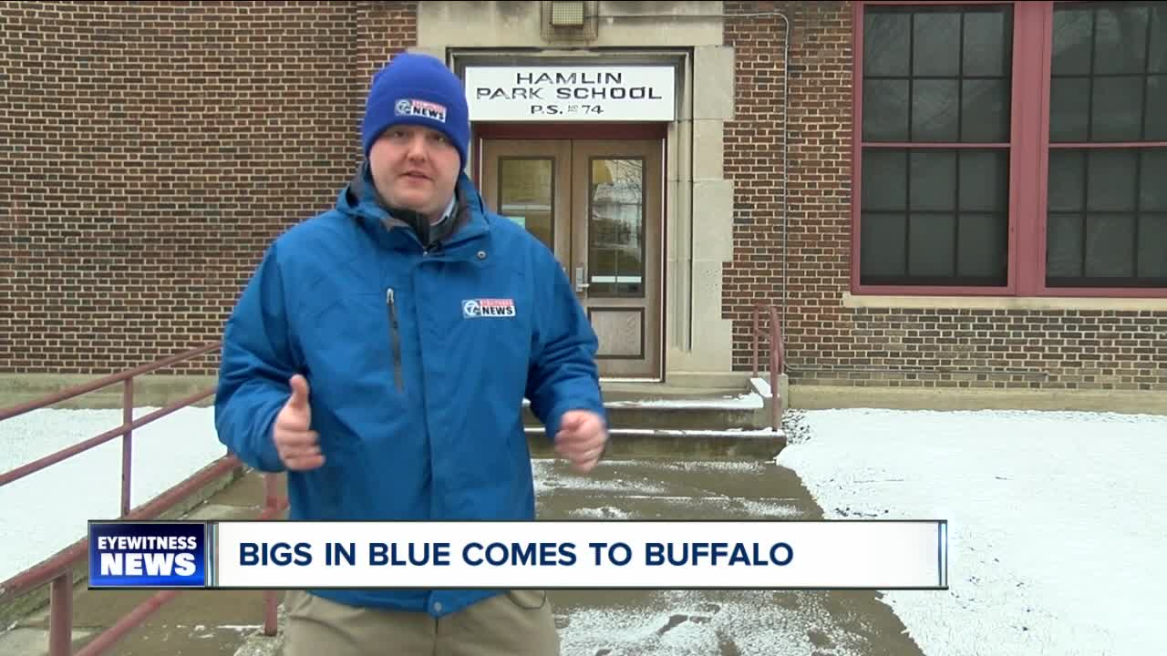 bigs in blue