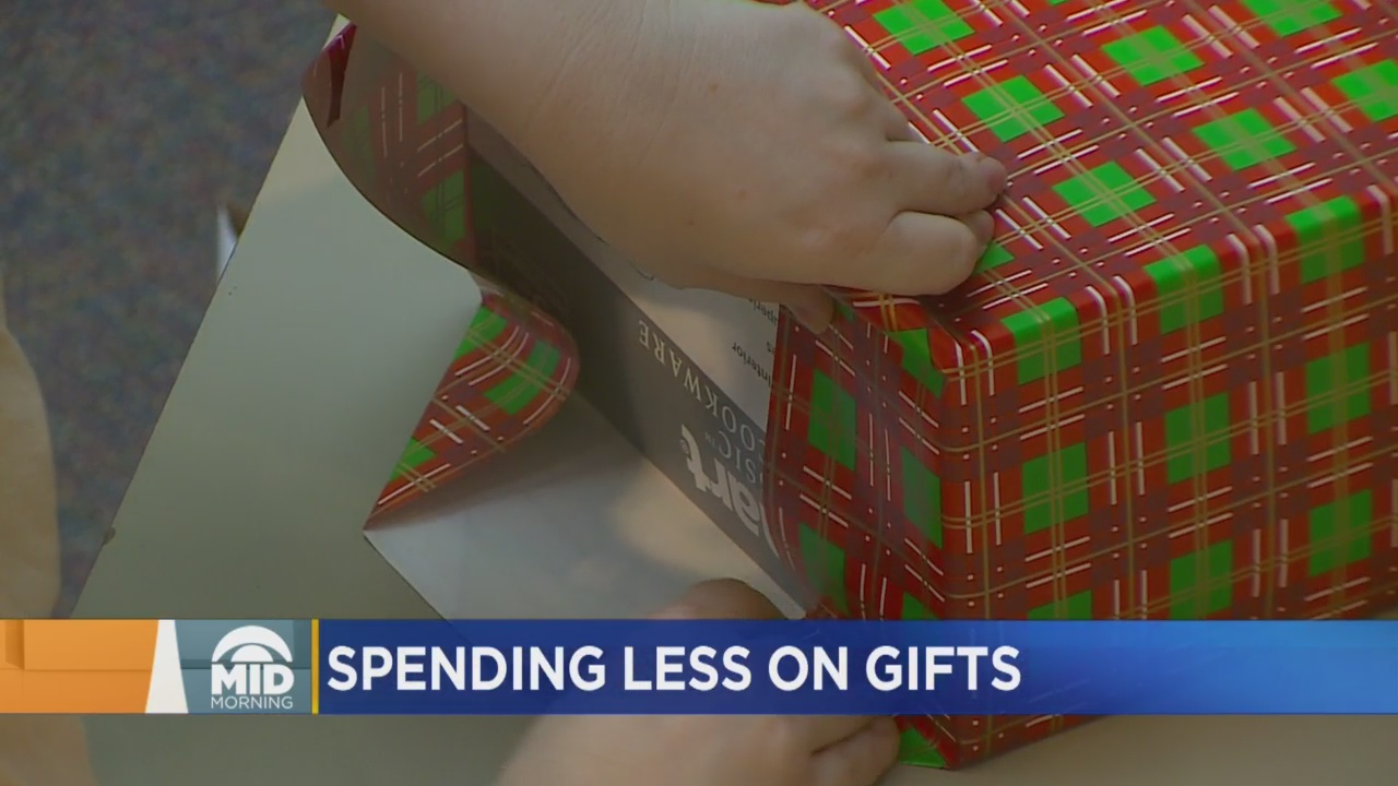 Americans Spending Less On Big Gifts This Season