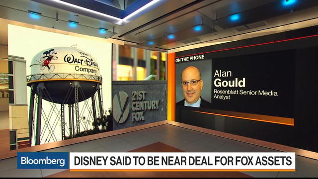Disney's Fox Interest Is About Streaming, Says Gould