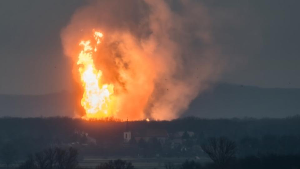 Gas explosion in Austria causes wider problems for Europe