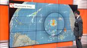 Major Hurricane Irma to approach Leeward Islands
