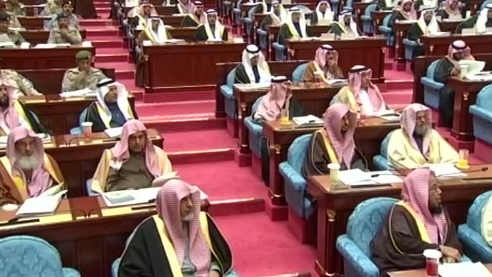 Saudi King says corruption is threatening economy