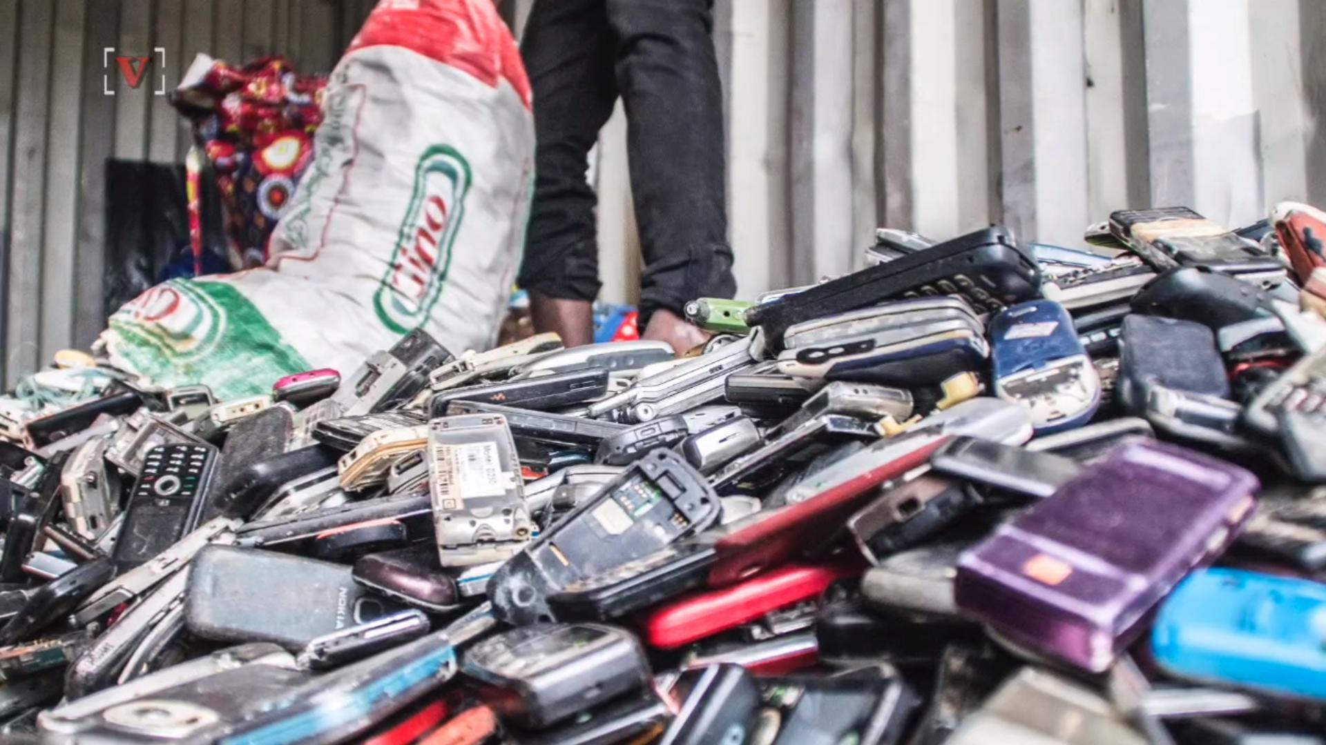 E-Waste is Out of Control Globally