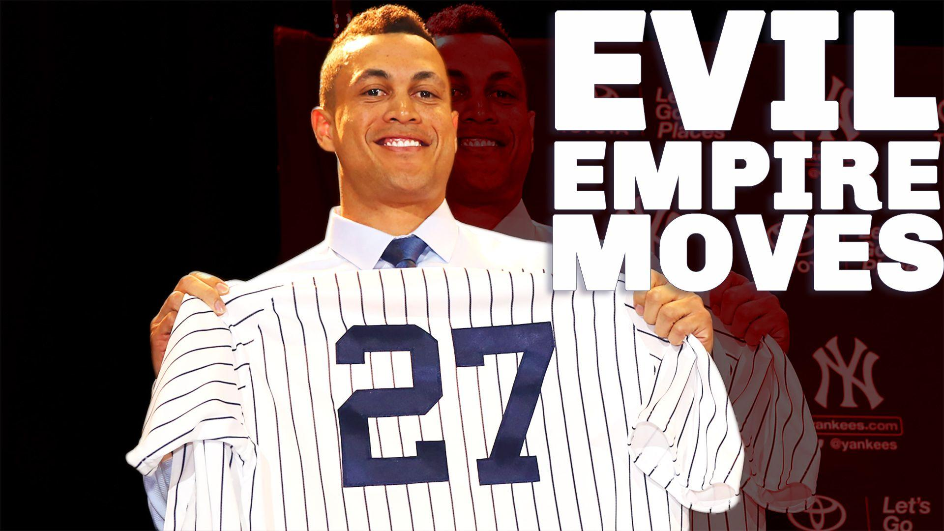 The 11 Most Evil Empire Moves in New York Yankees History
