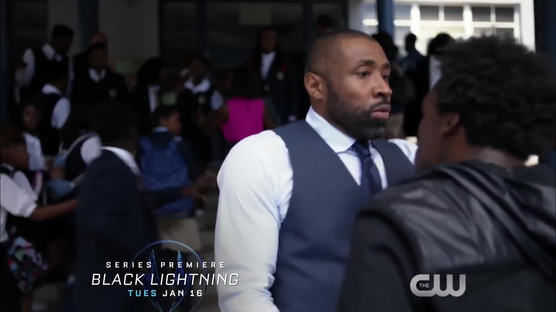 Black Lighting - Resurrection Trailer