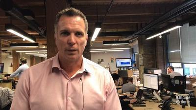 Sean Brown, CEO of Y Charts