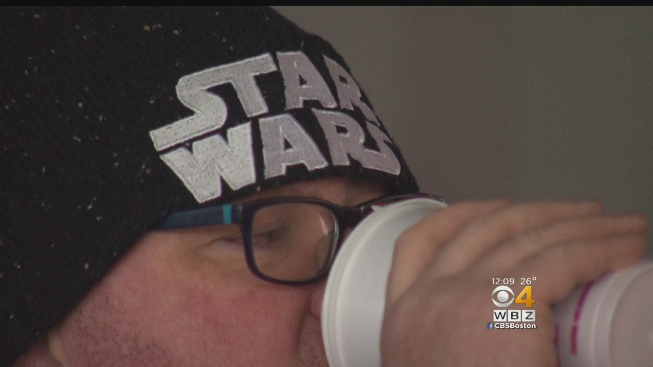 Boston Theater Crowded For Opening Of Star Wars: The Last Jedi