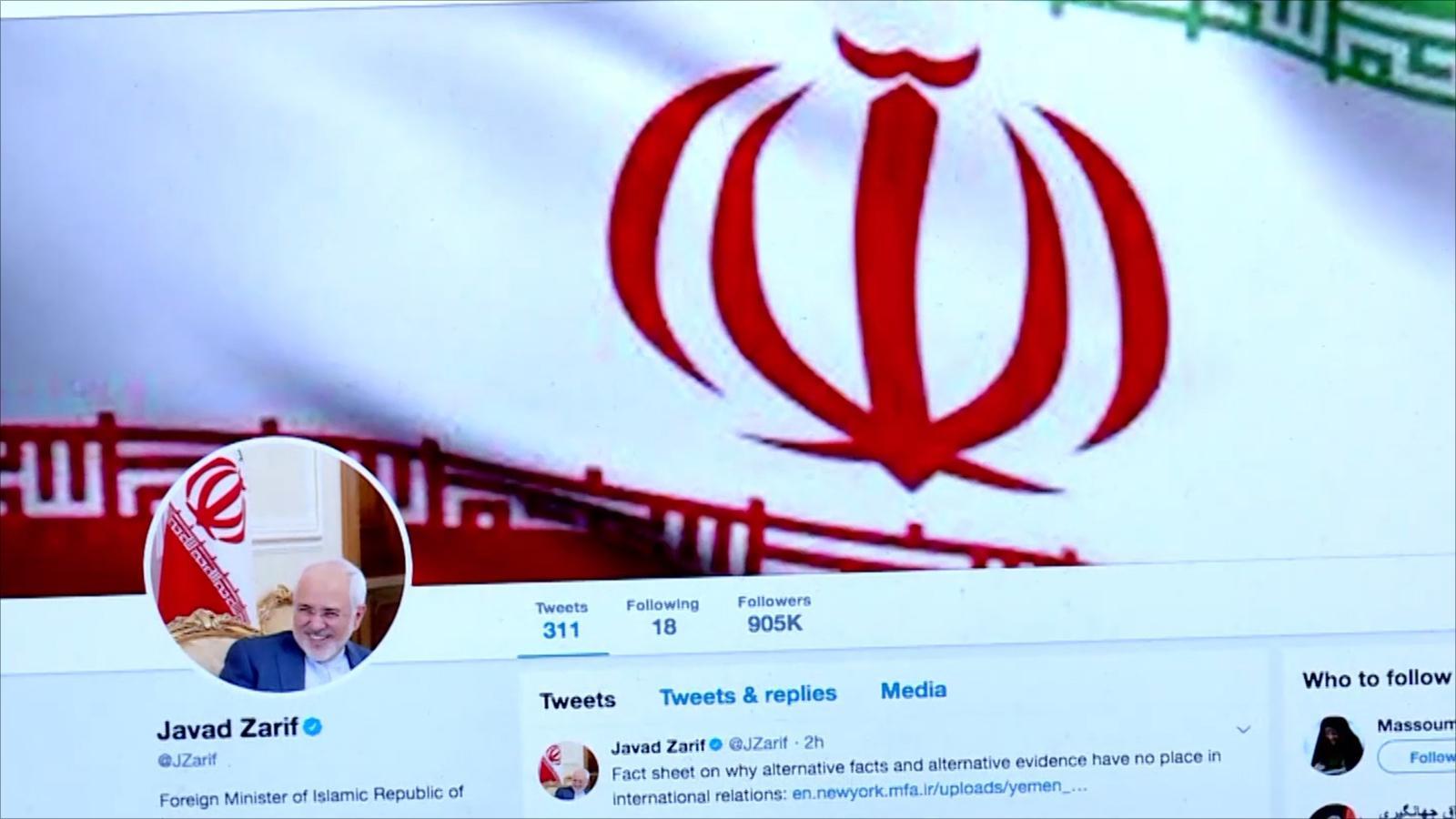 إيران تحمل أميركا مسؤولية الجرائم باليمن