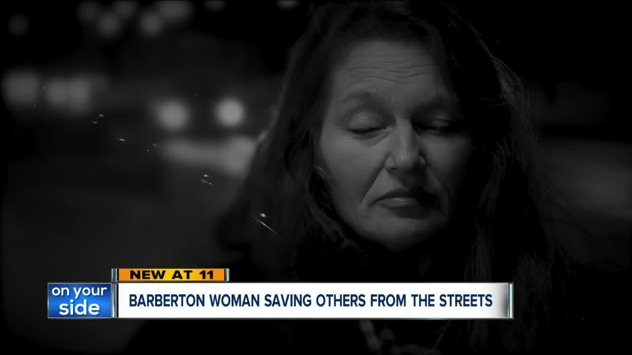 Former prostitute and addict helps others battle their drug addiction