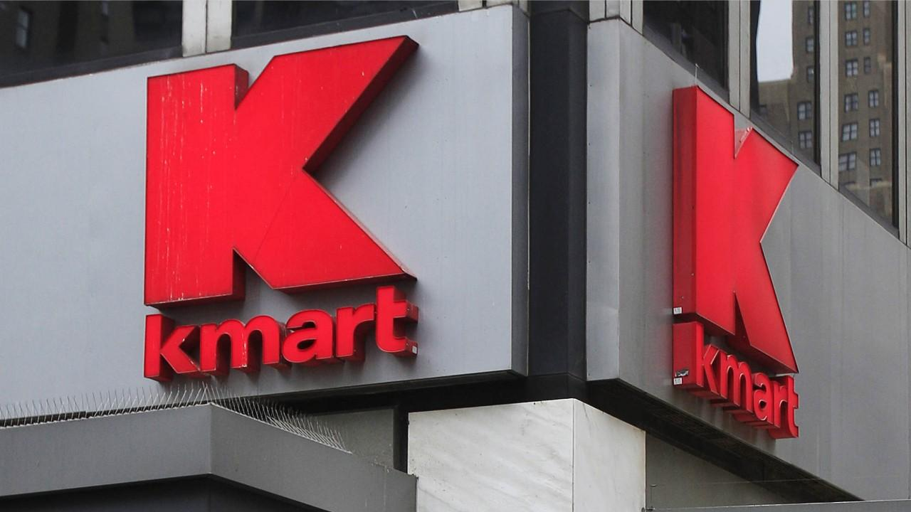 Kmart Stores Closing Down Over Problems With Sears