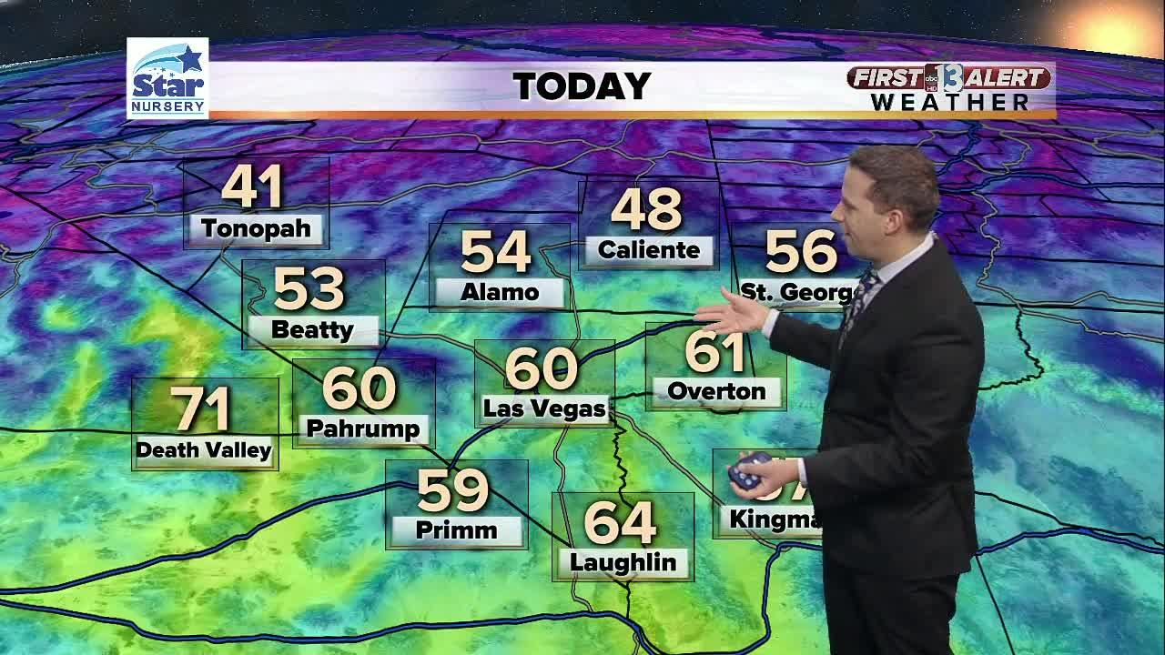 13 First Alert Weather for Dec. 16