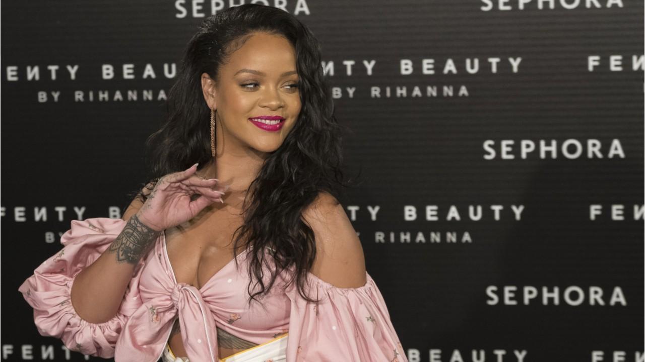 Rihanna Replies To Fan's Fenty Beauty Criticism