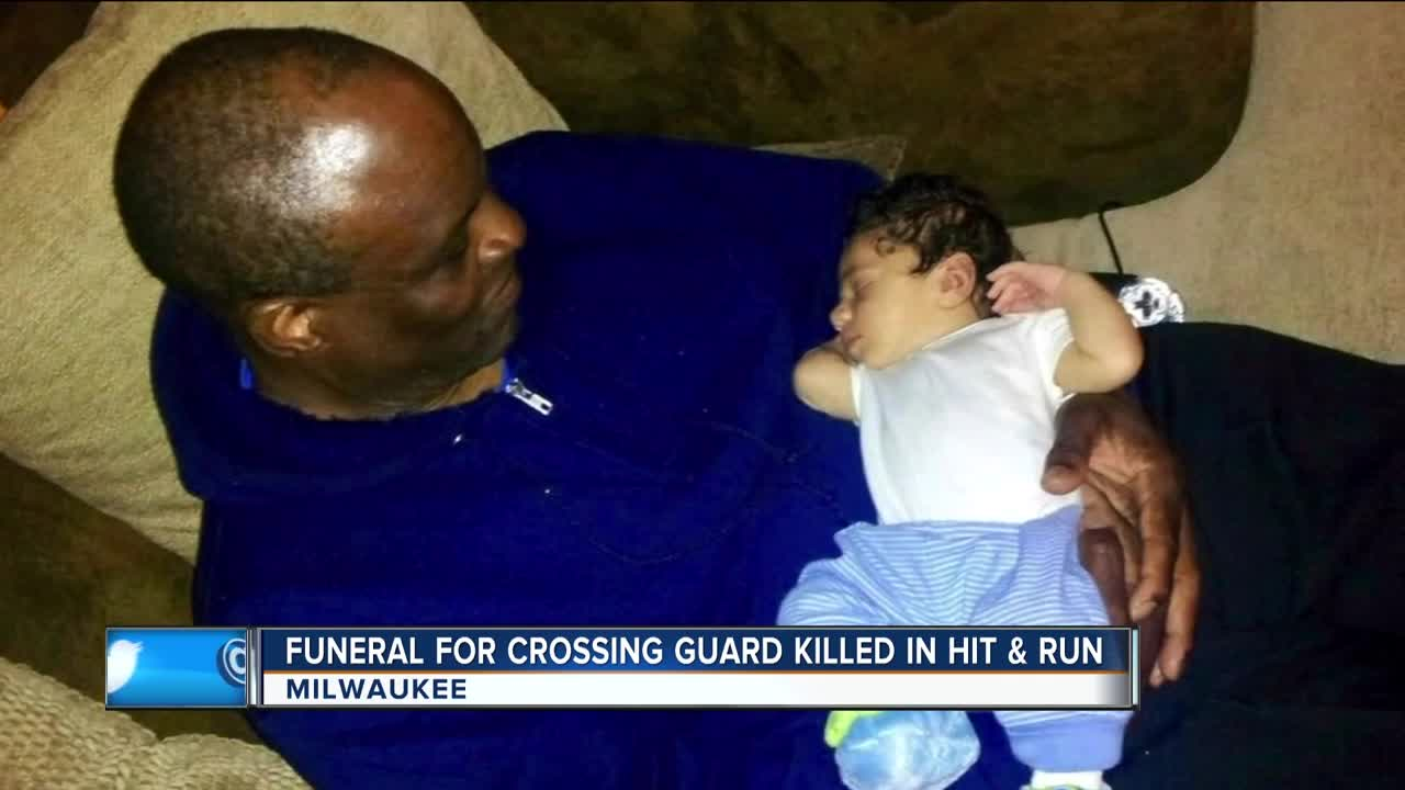 Funeral services held for beloved Milwaukee crossing guard