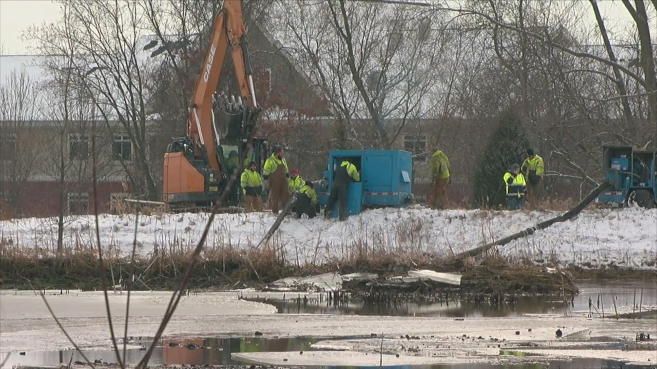 Water Main Break Causes Problems For Some In White Bear Lake