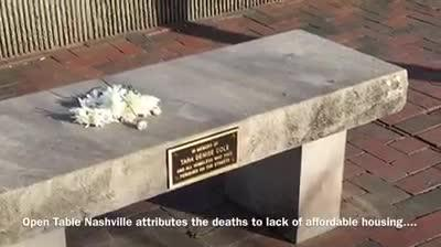 Homeless Deaths On The Rise In Nashville
