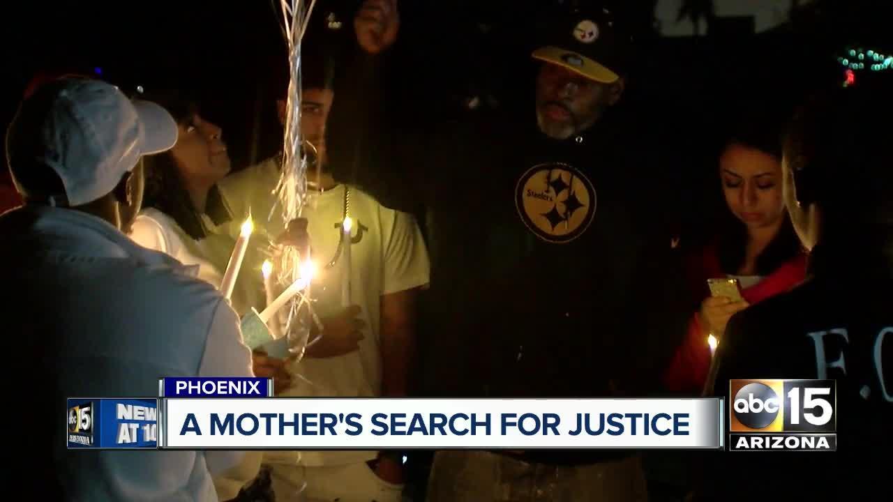 Vigil for unsolved 2016 homicide
