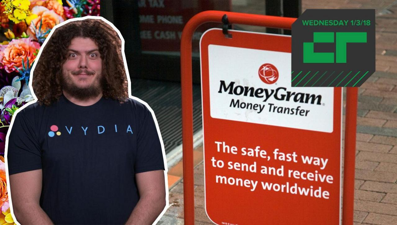 Crunch Report | MoneyGram's Sale to Alibaba Blocked by U.S. Government