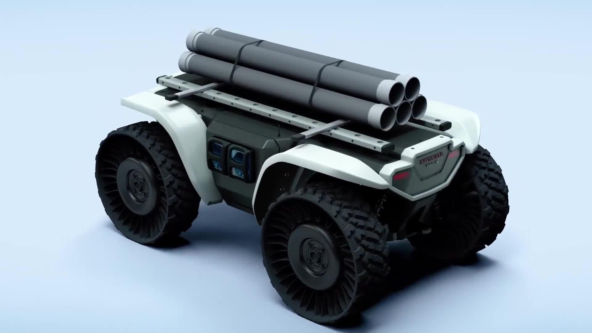Honda Robots And Mobile Power Packs At Ces 2018 Autoblog Electrical Sources For Smashing Robotics