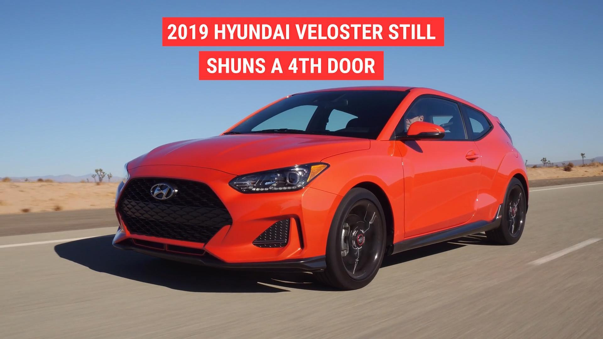 2019 Hyundai Veloster Turbo Road Test Review And Specs Autoblog Two Door Car