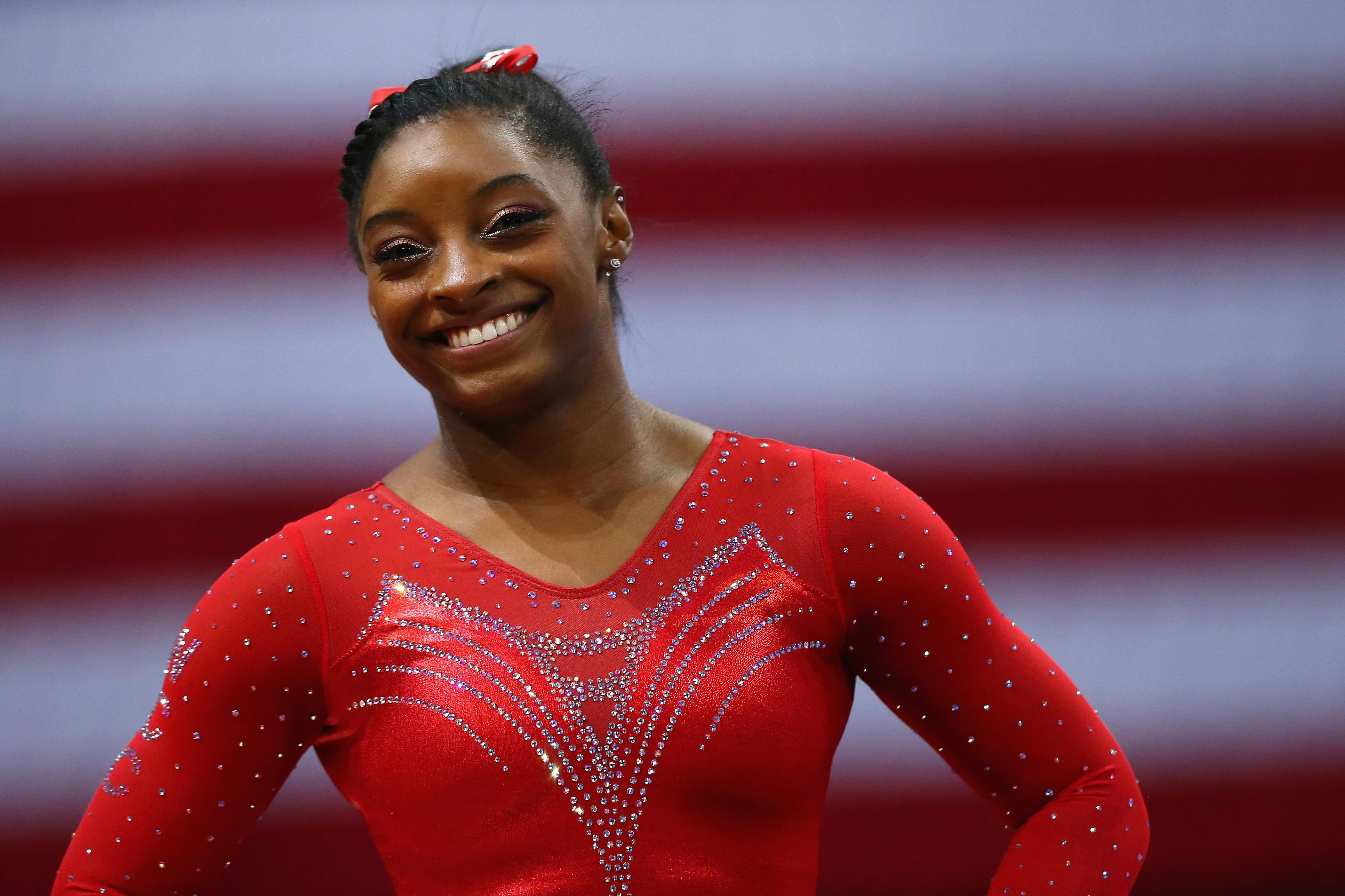 Olympic Star Simone Biles Says She Was Also Sexually Assaulted by Team Doctor