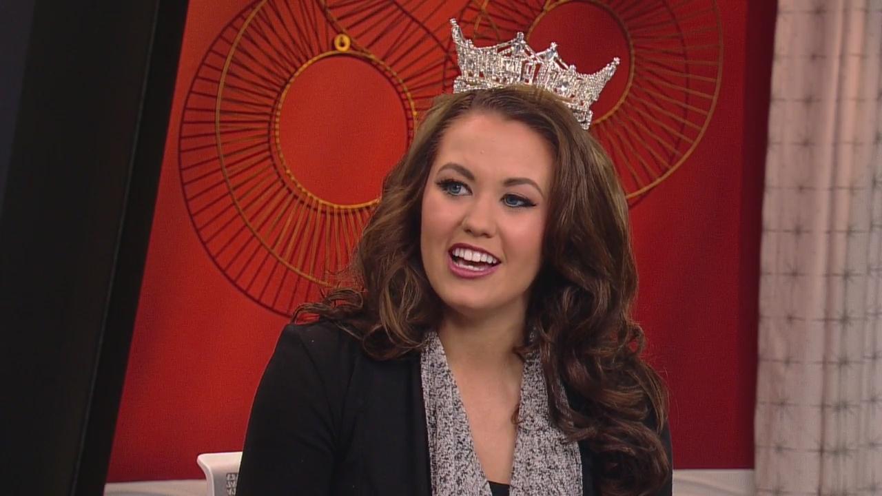 Is Miss America A Vikings Fan?