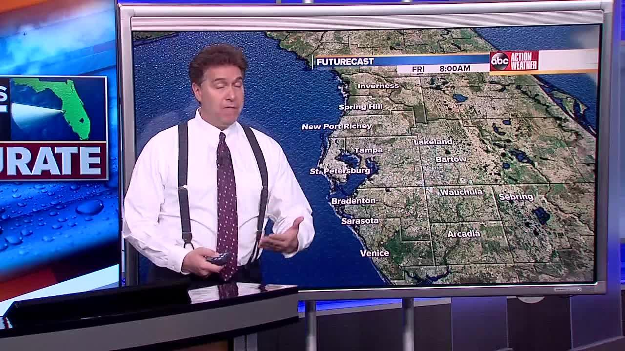 Florida's Most Accurate Forecast with Denis Phillips on Wednesday, January 17, 2017