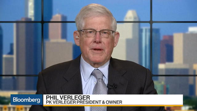 Phil Verleger on the Outlook for Energy Prices