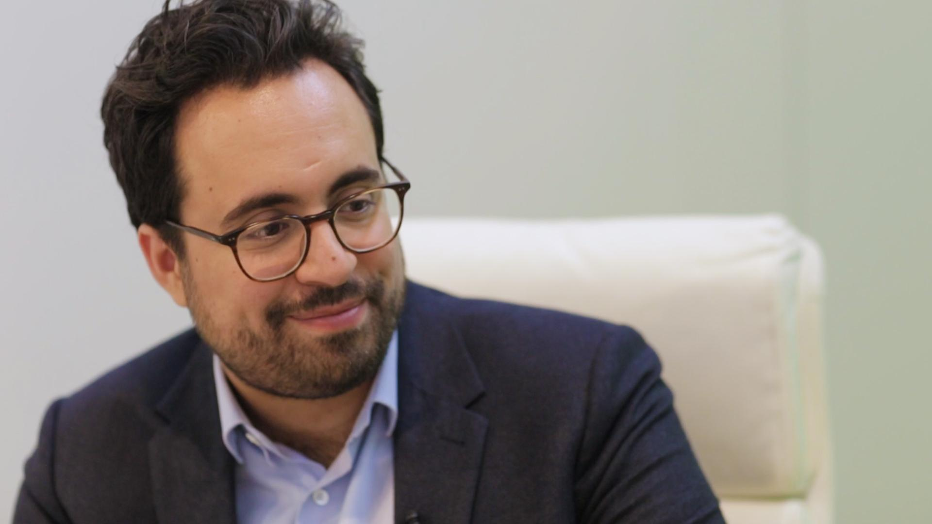 France's Digital Minister Mounir Mahjoubi on French startups