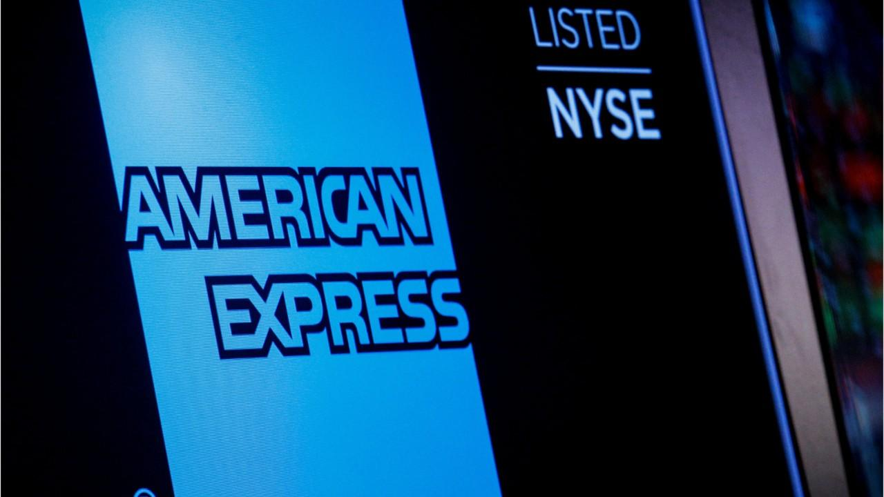 American Express Falls Despite Earnings