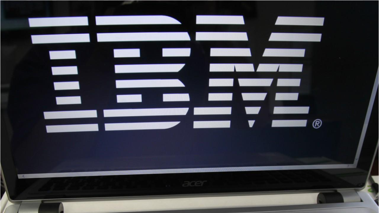IBM Beat On Revenue For Final Quarter