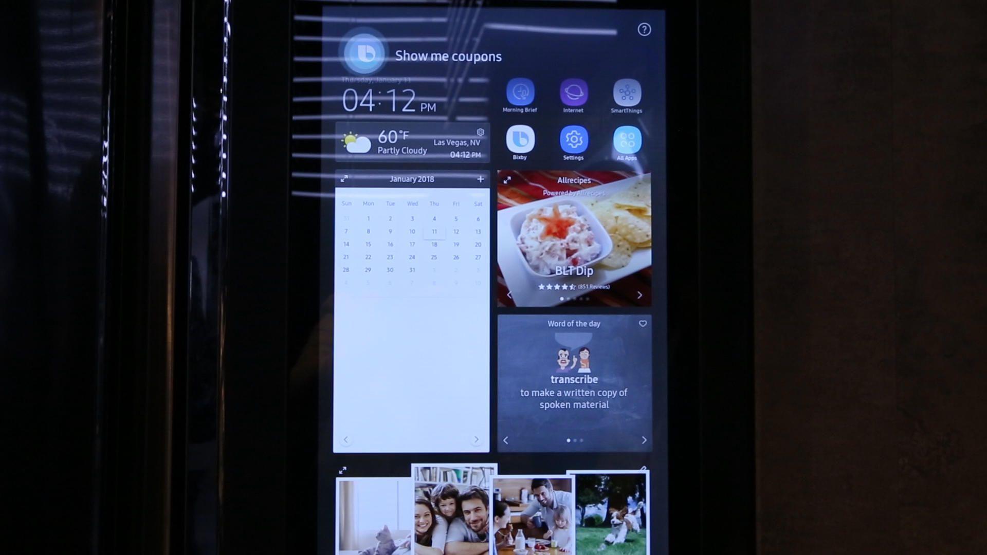 La nevera Samsung Family Hub 3.0 es más inteligente y trae mejor sonido