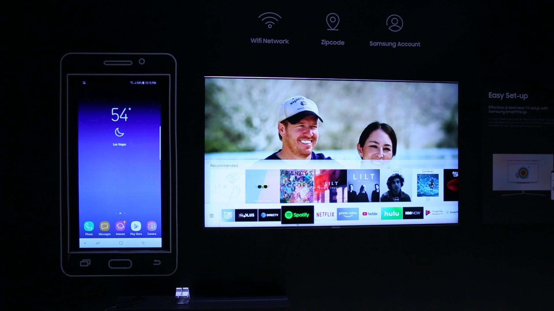 Samsung apuesta por la vida conectada con SmartThings