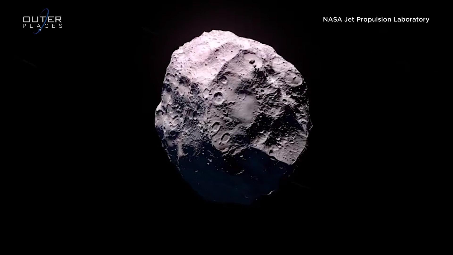 """""""Potentially Hazardous"""" Asteroid To Fly By Earth in February"""