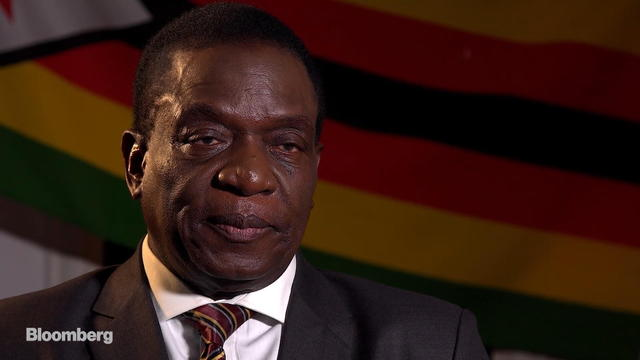 Mnangagwa Says He Plans to Restore Zimbabwe Economy, Democracy