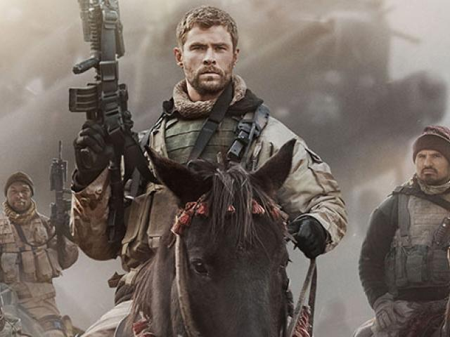 12 Strong: Video Review