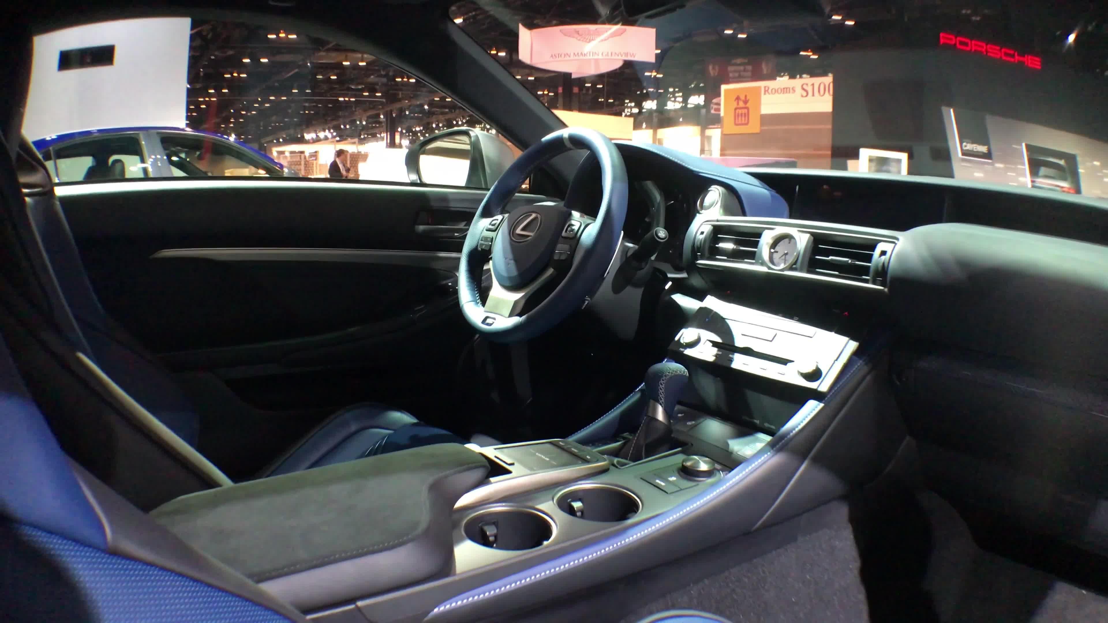b2328b0f836  Men in Black  International  to feature Lexus RC F - Autoblog