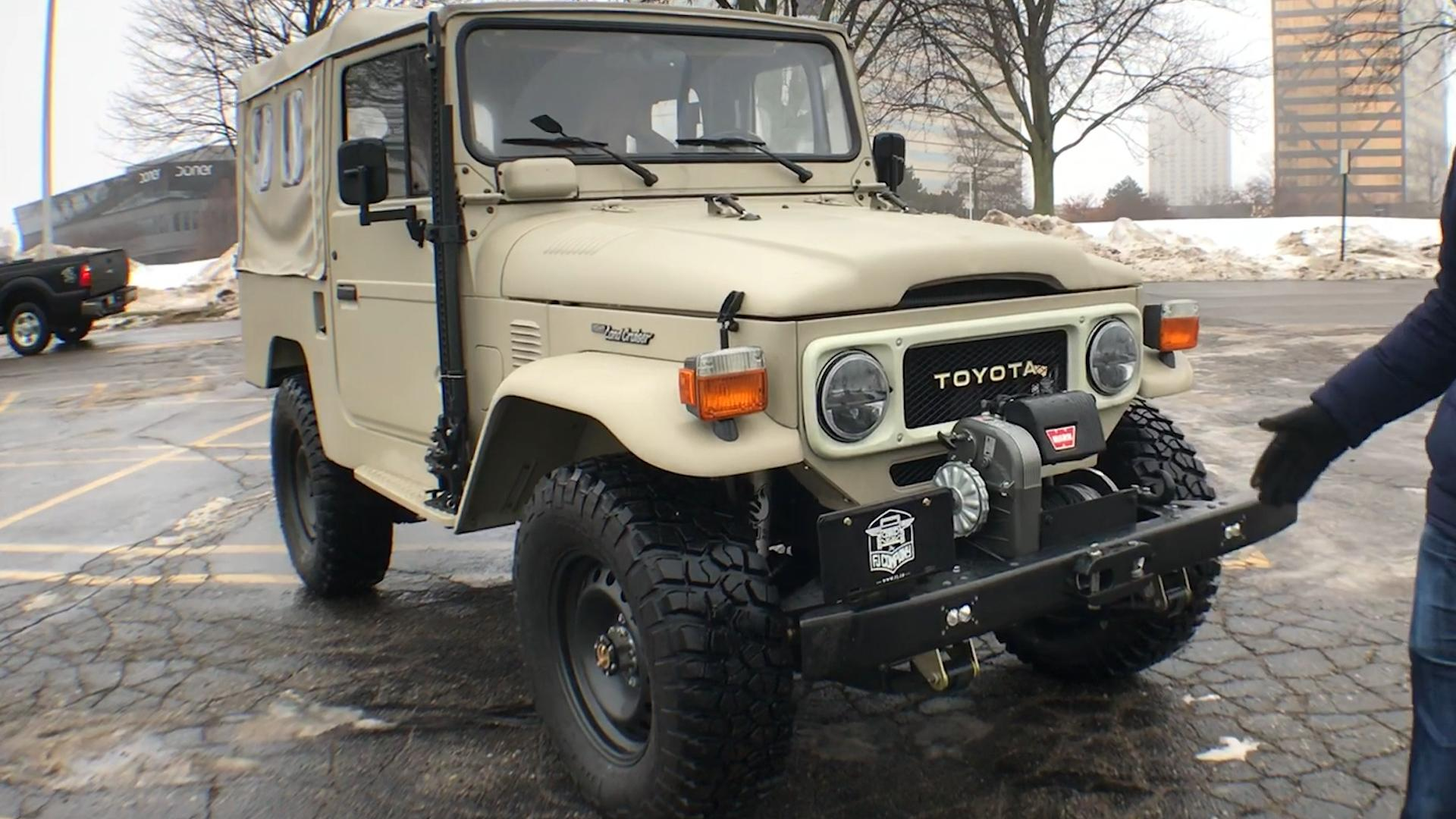 FJ Company Toyota Land Cruiser: $200,000 restomod off-roader review