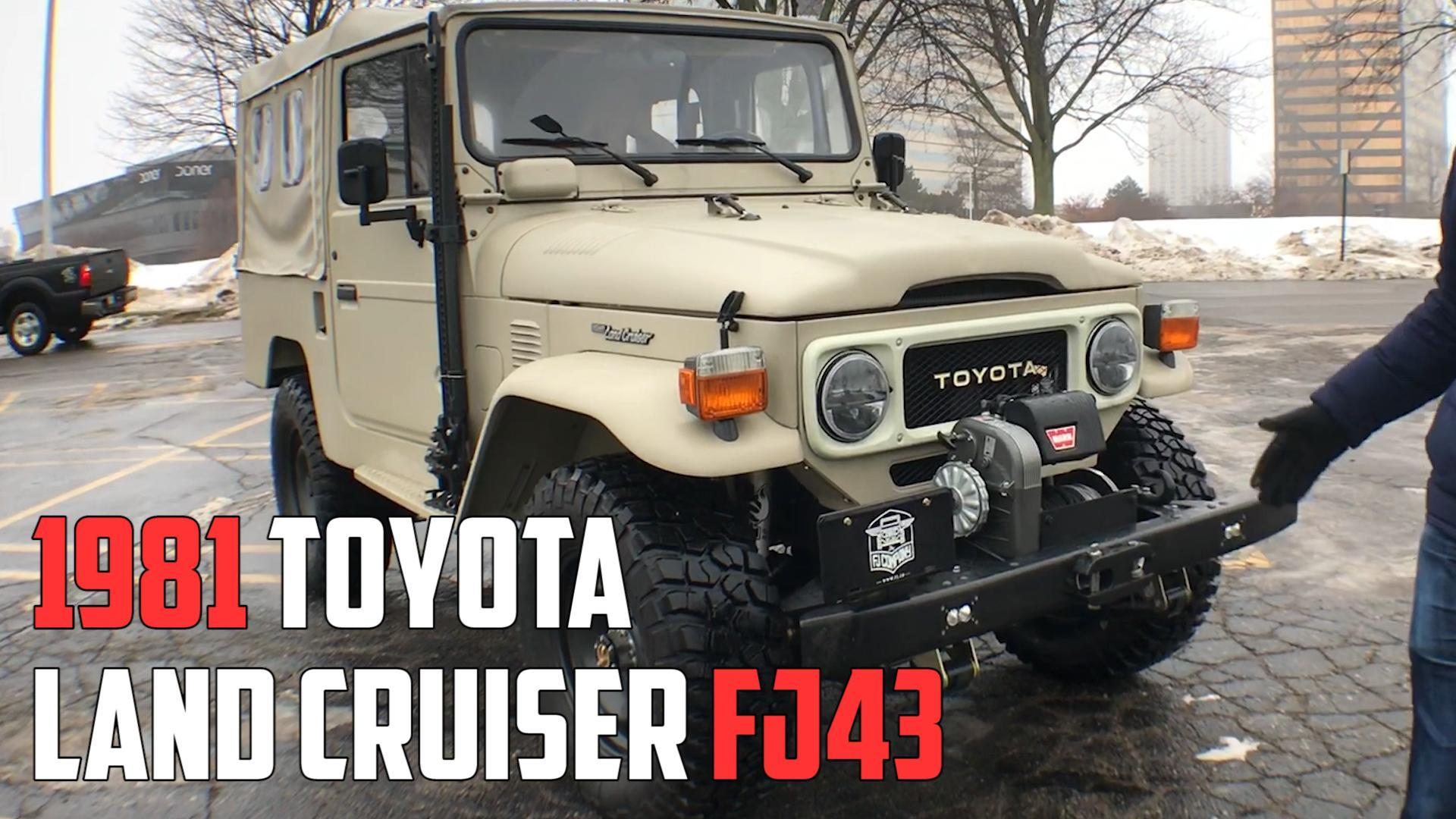 What Would You Pay For A Toyota Land Cruiser Fj40 Autoblog 1973 Repair Manual