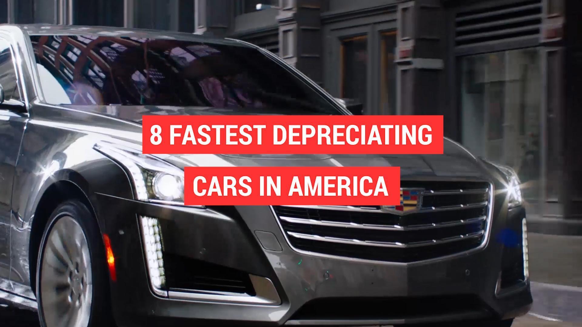 8 fastest depreciating cars in America - Autoblog
