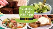 5 St. Patrick's Day Recipes (Compilation)