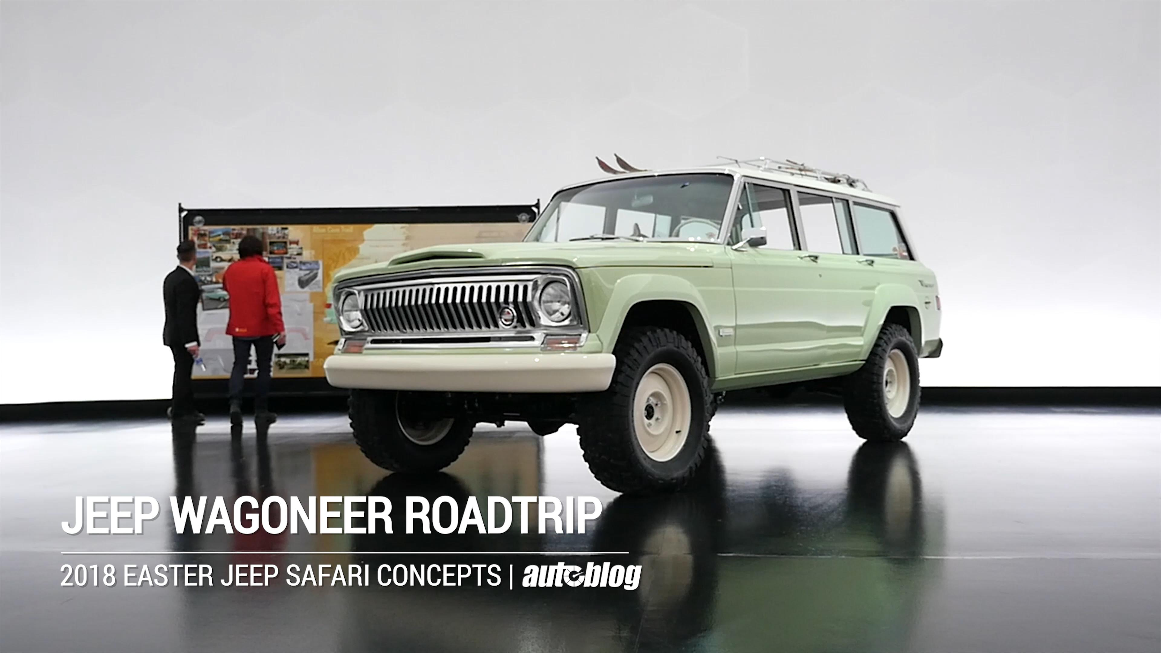 Jeep Grand Wagoneer Years In The Making And Dealers Are Upset