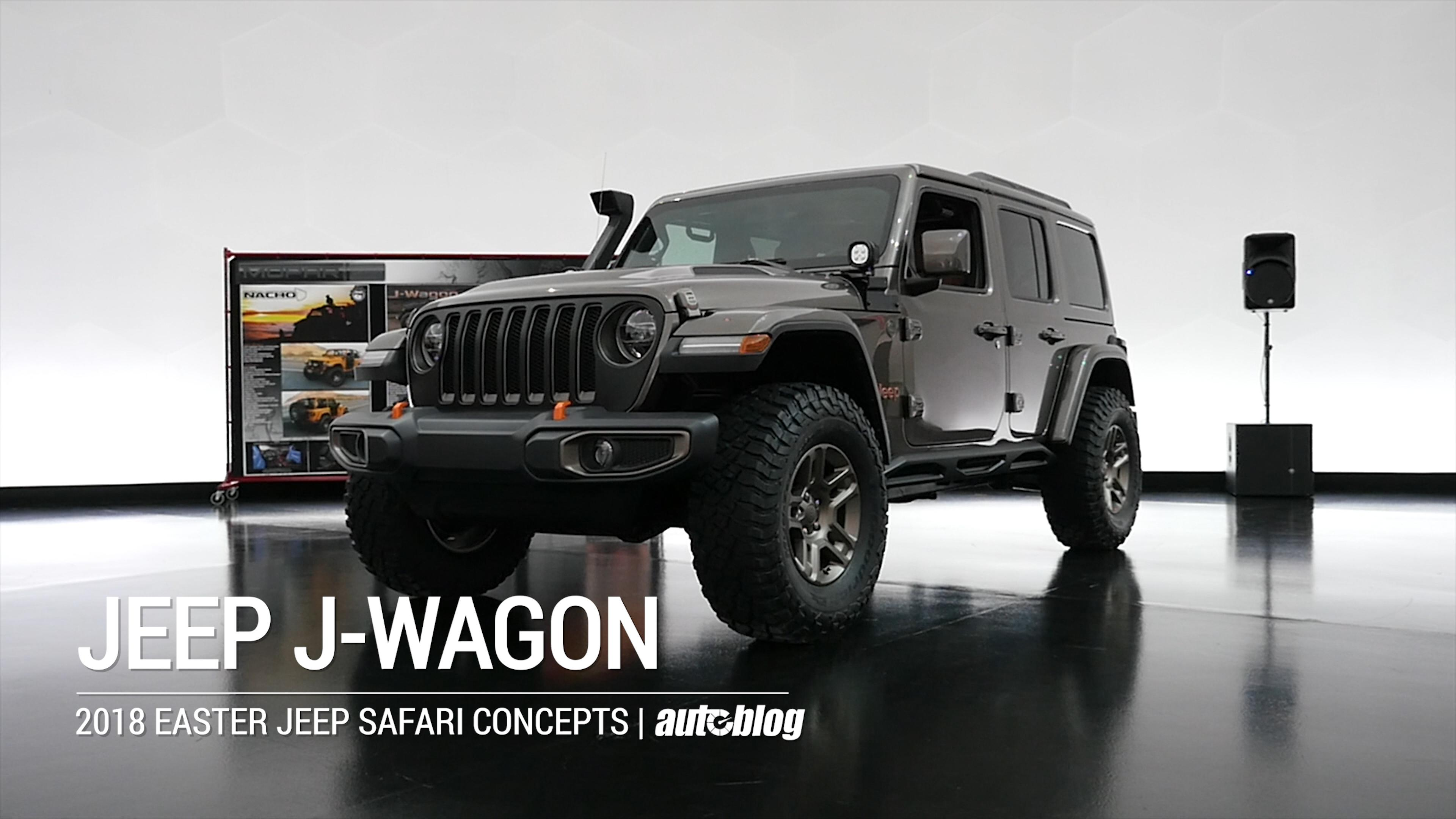 Jeep Reveals 7 Custom Off Roaders For The Moab Easter Safari White Sahara Lifted With Tire Carrier And Led Tail Lights Designed This One To Be Best Of Both Worlds Adding A Snorkel Extra Cabin Sealing Five Inch Road
