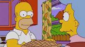 Homer Simpson's Mom's Apple Pie Recipe Sounds Delicious